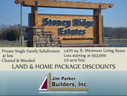 Stoney Ridge Estates Community