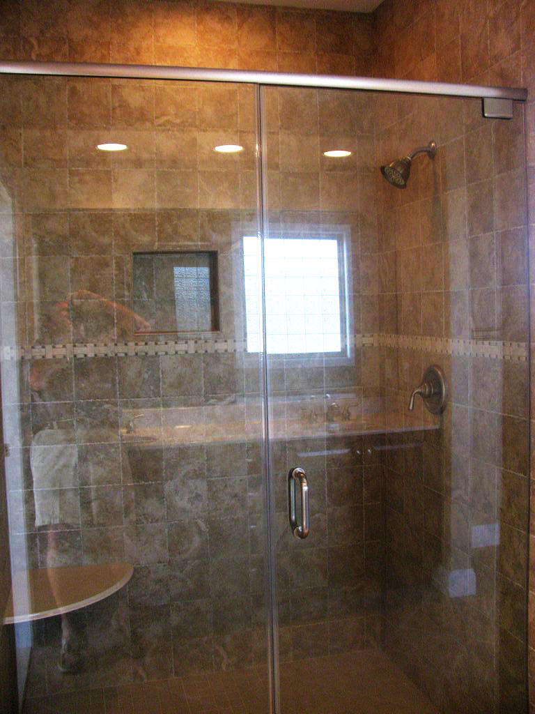 Parkway - Master Shower